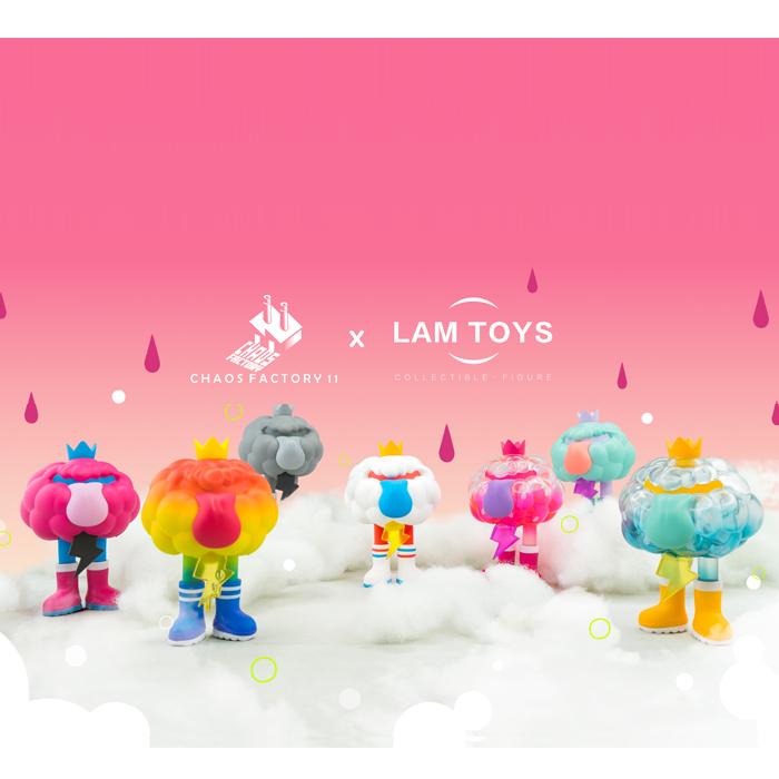 LAMTOYS旗舰店无敌宙斯第一代盲盒系列控温变色潮玩手办现货收藏,可领取5元天猫优惠券