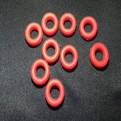 高端附件耳勾 耳挂 防滑套脱落 户外用品眼镜环保高档圆形硅胶。