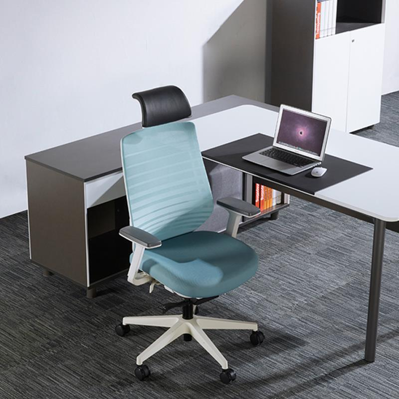 Saint Olympic office furniture wise modern simple computer chair household comfortable sitting waist chair back boss chair