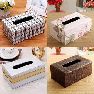~欧式客厅纸巾盒防水餐厅抽纸盒家用纸抽盒简约家居抽纸盒畅销。