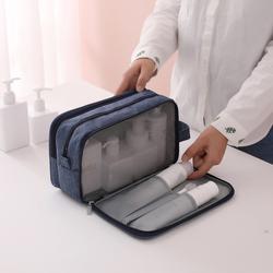 洗漱包男士旅行洗护用品收纳包套装防水便携旅游神器网红化妆包
