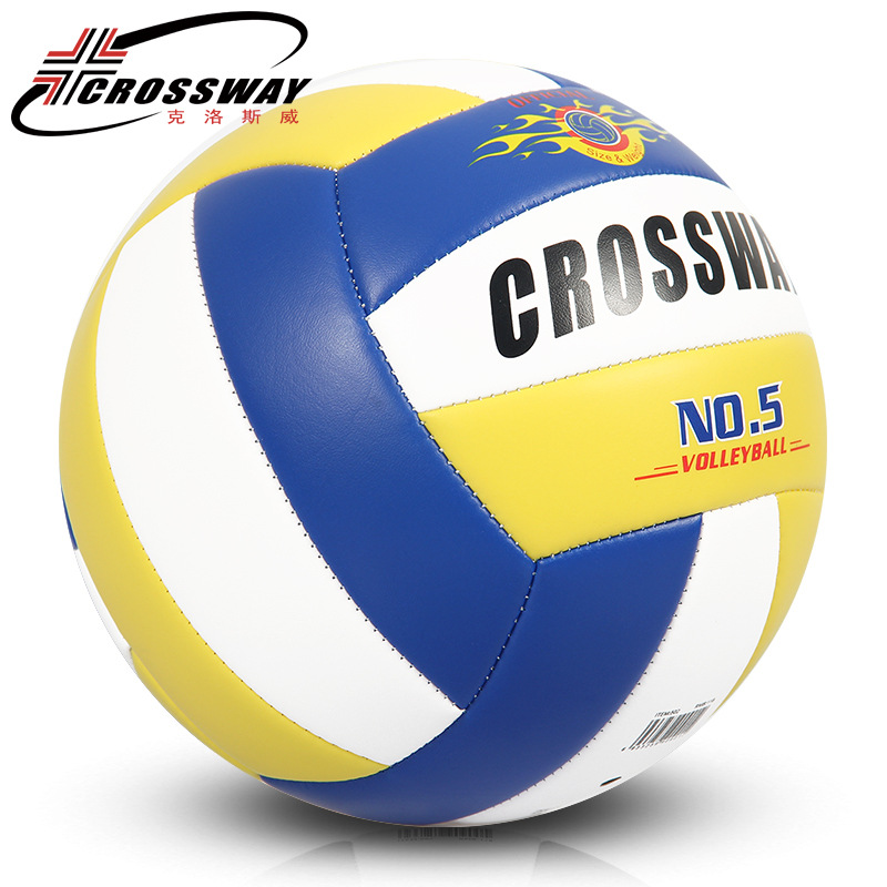 Soft volleyball for adult students and children