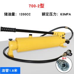 压力机 液压 重型手动液压泵700微型油泵小型液压泵站高压