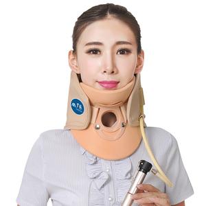 充气颈椎牵引器矫正颈部家用医用拉伸理疗颈托护颈治疗颈椎仪罗脉