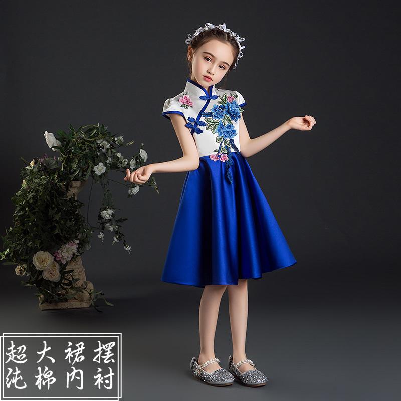 Нарядные платья для девочек Артикул 593370546852