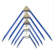 合金木工工业划规钳工专用合金画规用圆规头大号划线器划线工具钳