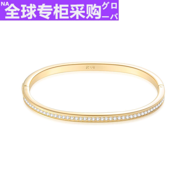 日本 dw情侣手镯手环手链男女士学生银玫瑰金钛钢饰品礼物