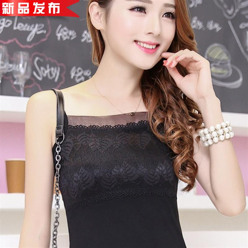 B2018 summer new base coat, business dress, formal work dress, business suit with lace sling vest, female 0