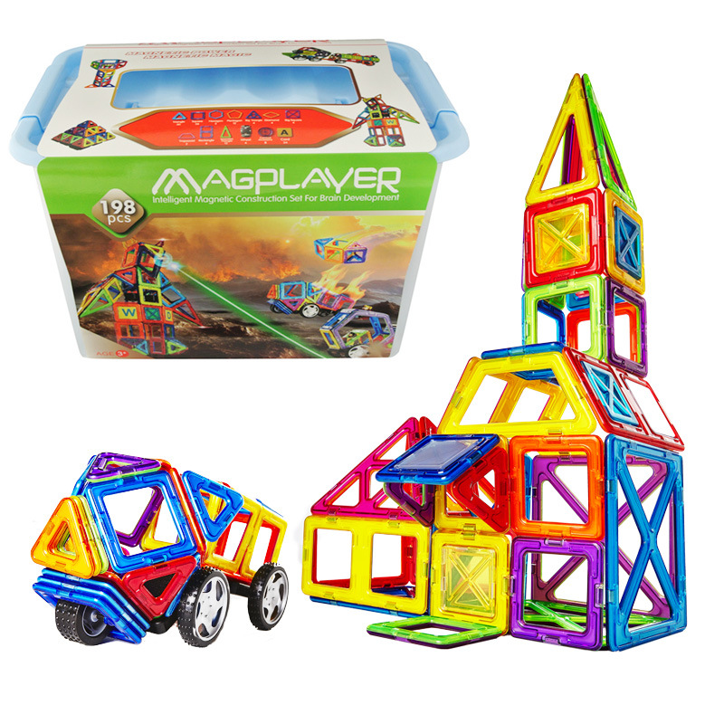 Магнитные конструкторы Артикул 605185834710