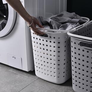 脏衣篮家用脏衣服收纳神器脏衣篓北欧大号特大简约洗衣篮子收纳筐
