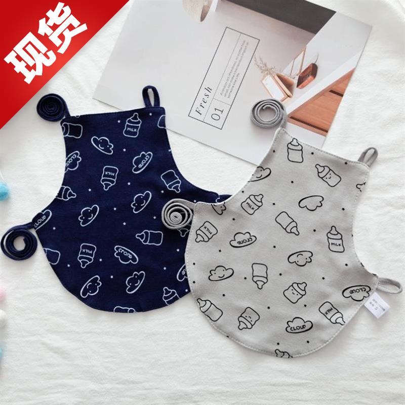 Baby belly bag summer thin 1 single layer treat newborn elastic band all cotton girl male summer lovely summer 1 year old