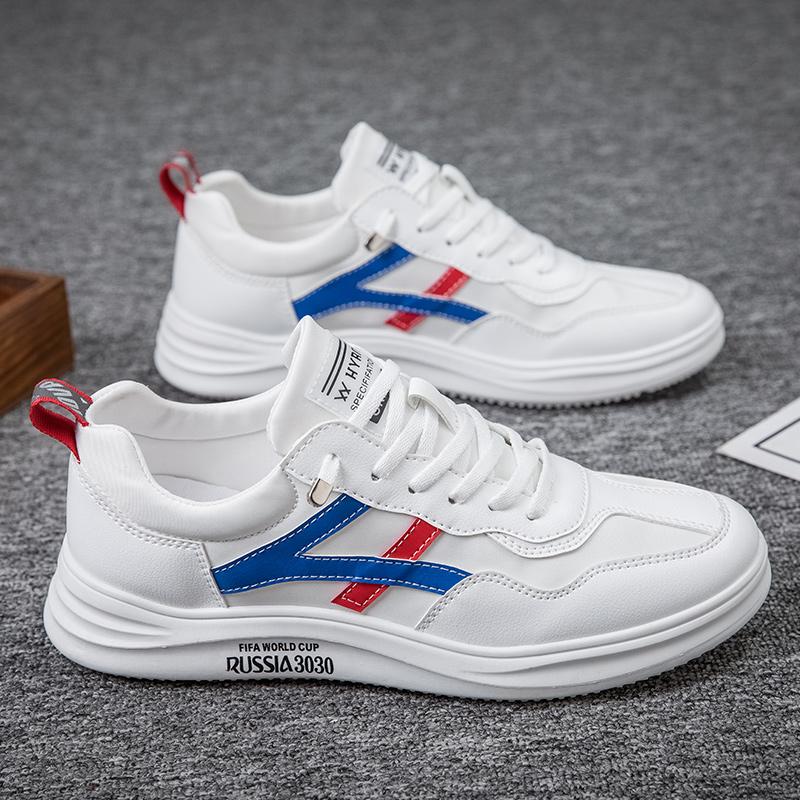 男士春夏季小白鞋休闲鞋板鞋跑步鞋运动鞋