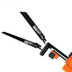 切割锯木工多功能家庭劈柴家用电锯小型手电钻改电锯手持式曲线锯
