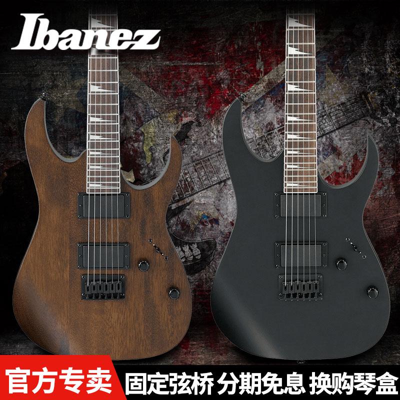 Genuine Ibanez Ibanez electric guitar grg121dx rock 24 product fixed string bridge Electric Guitar Set