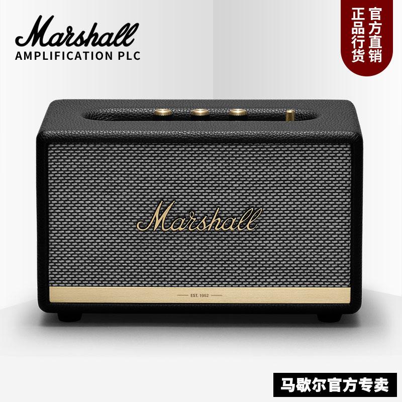 Marshall wireless Bluetooth home speaker Acton II spoon generation 2 Civil rock sound
