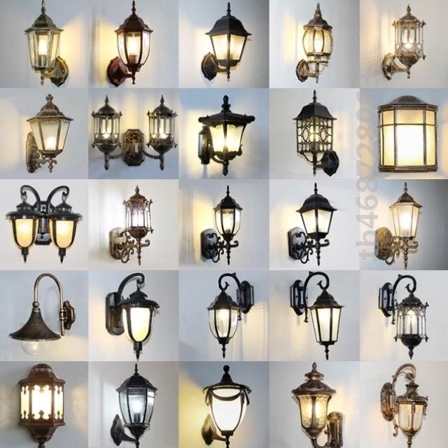 酒店庭院花园外墙灯过道灯创意个性会所照明灯具宾馆阳台灯奶茶店