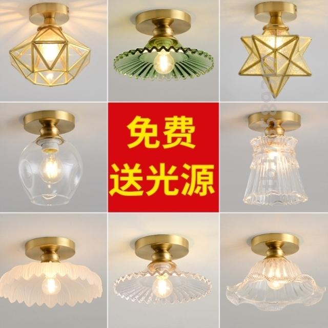 客厅吸顶灯照明灯具入户门大门口卫生间会议室飘窗灯led灯阳台灯