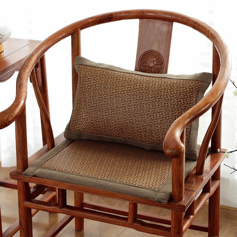 中式竹藤红木椅子垫沙发夏凉坐垫怎么样