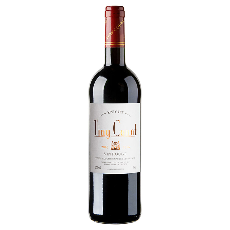 Lanfei wine imported from France