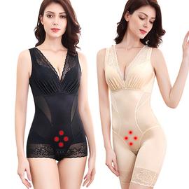 瑾美人塑身内衣正品计收腹束腰薄款燃脂瘦身美体束身衣女产后塑形图片