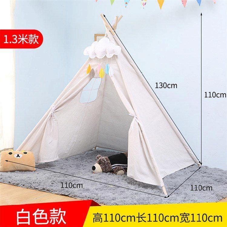 帐篷儿童室内道具小外景影楼婚纱拍摄夜帐篷外景宝宝屋摄影