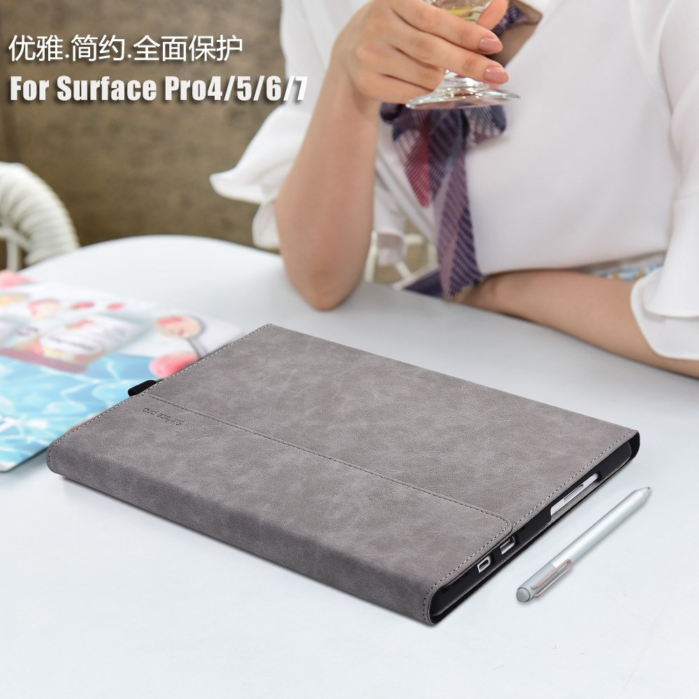 Accessories shell bracket pro7 protective sleeve pro6 two in one tablet computer new 54 soft shell surface