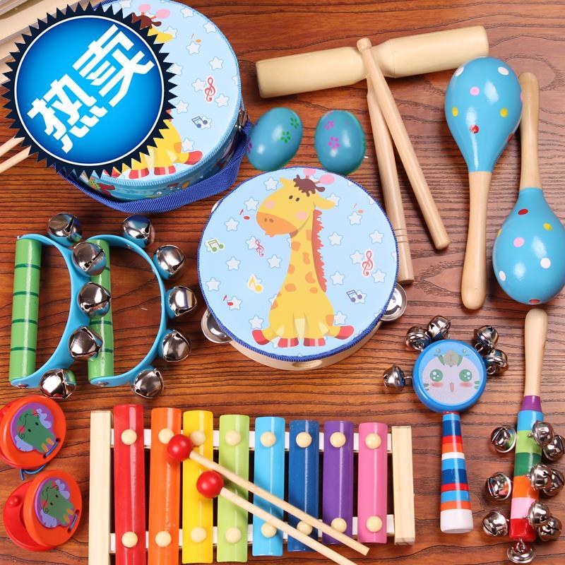 幼儿园音乐区玩具乐器区域区角教具活动材m料投放娃娃家中大班小
