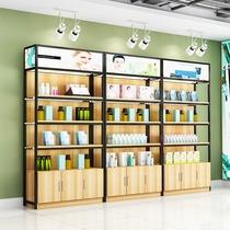 化妆品柜子展示柜多层储物陈列架母婴店玩具鞋包货架多功能展示架