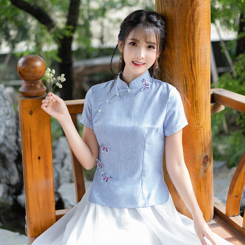 Национальная китайская одежда Артикул 618032138690