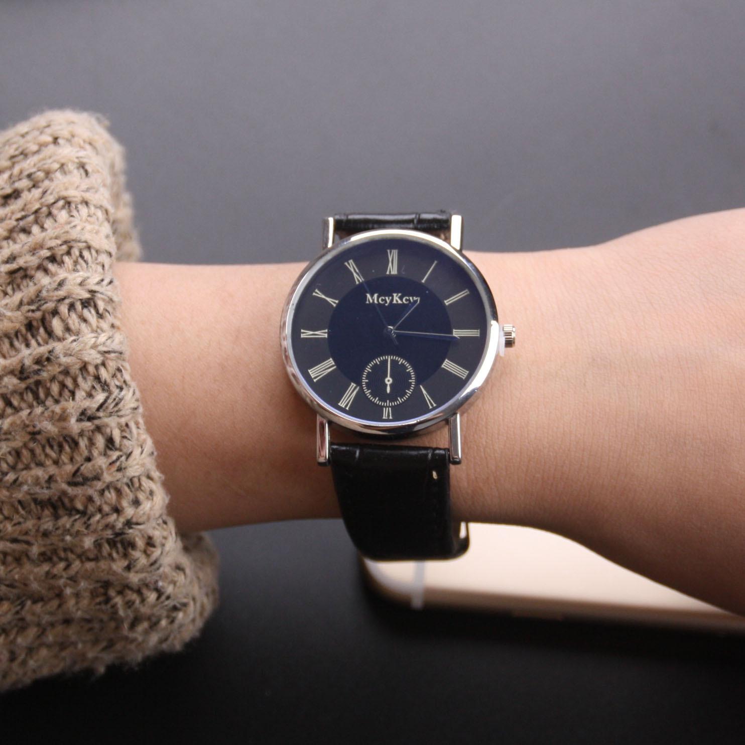奇迹良品腕表厂价直发超薄时尚男女情侣手表简约休闲蓝光玻璃精品