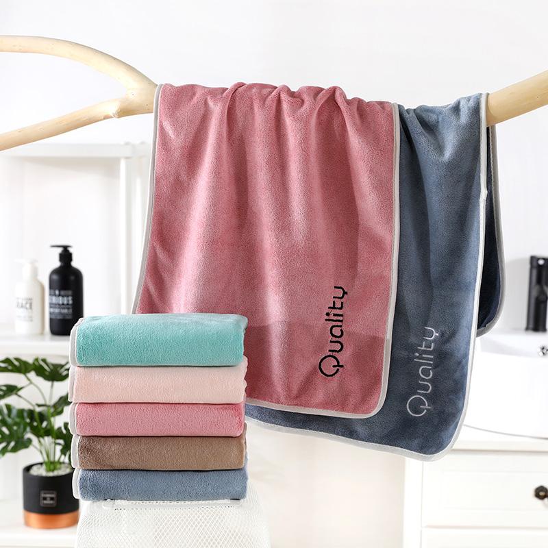 情侣款毛巾创意一对可爱洗脸家用擦头发速干不掉毛比纯-纯棉毛巾(珍喜穗阔专卖店仅售26.9元)