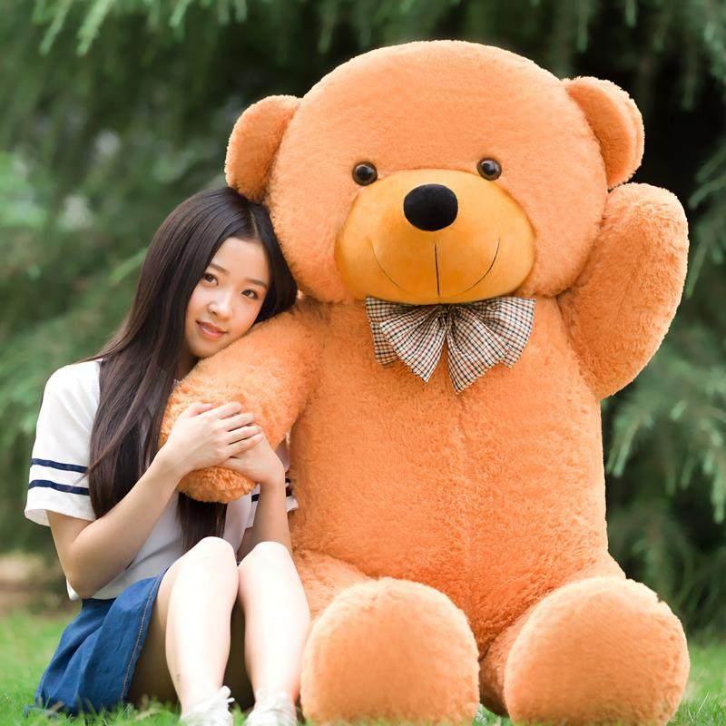 熊猫公仔熊女朋友送女妹子男孩懒人妹妹男友大号男童布娃娃