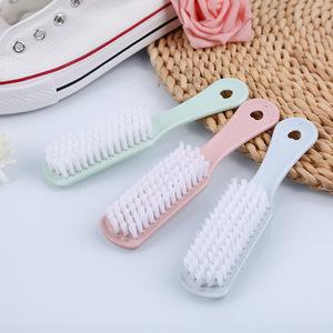 鞋刷子洗衣刷软毛清洁洗鞋多功能家用衣服神器涮的小塑料板刷不伤