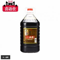 东古一品鲜5L升5000ml东古一品鲜桶装特级酿造酱油东古一品鲜包邮