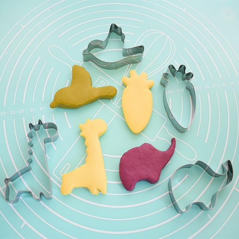 馒头蒸点心的商用饼面食模子家用做动物面机器小动物花样模具