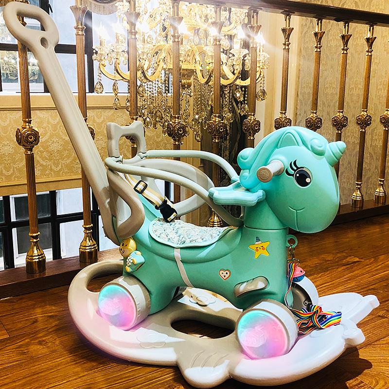 Лошадки-качалки для детей Артикул 619202590088