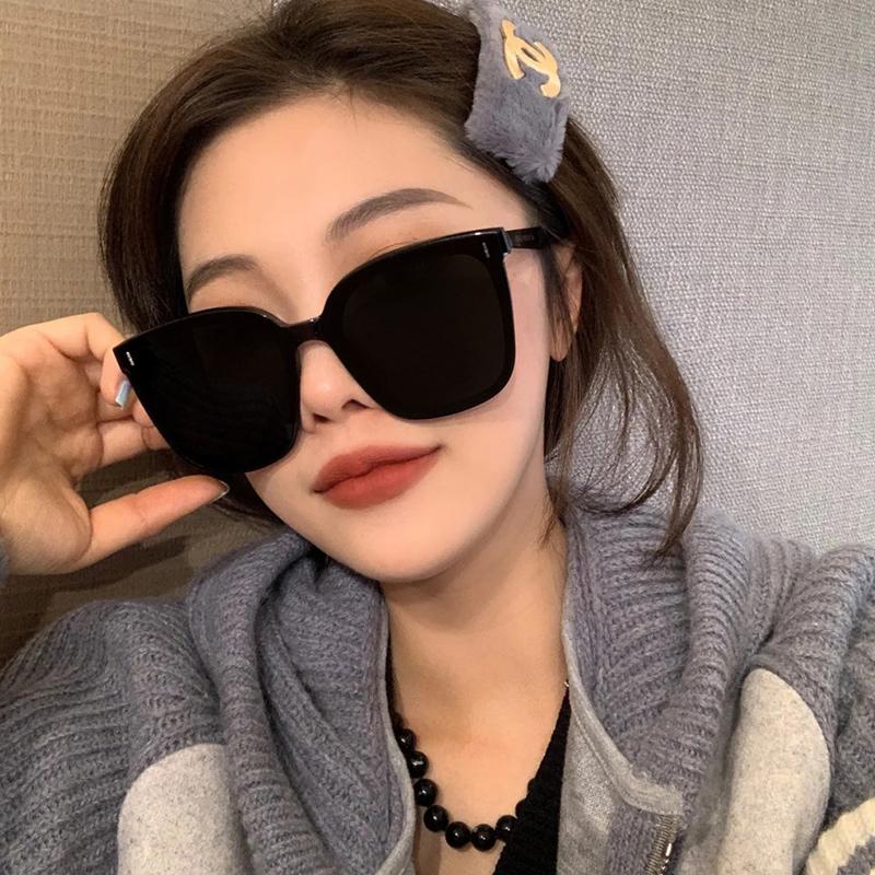 女2021年新款潮gm高级男圆脸太阳镜网友评测分享