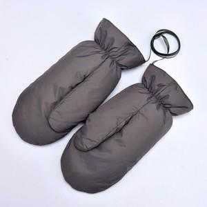 亲子小码羽绒款 填充手套冬 纯鹅绒另有 加厚保暖 男士女士玩雪
