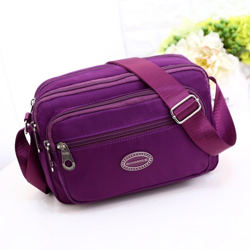New fashion multi-layer mothers messenger bag for business