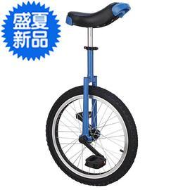 儿童y蛮腰车摆摆乐平衡独轮车自行车 红色 20图片
