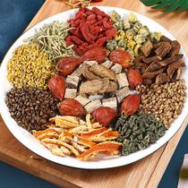 红豆薏米芡实茶赤小豆红薏仁米茶大麦茶叶茶包薏米水花茶组合男女