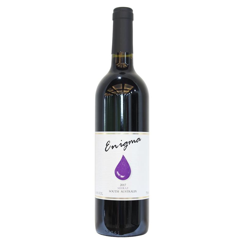 澳大利亚原瓶进口魔法水滴设拉子干红葡萄酒750ml