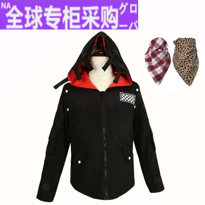 日本购套装小孩狩猎者风衣刺客信条刺激战场同款衣服丛林青少年吉