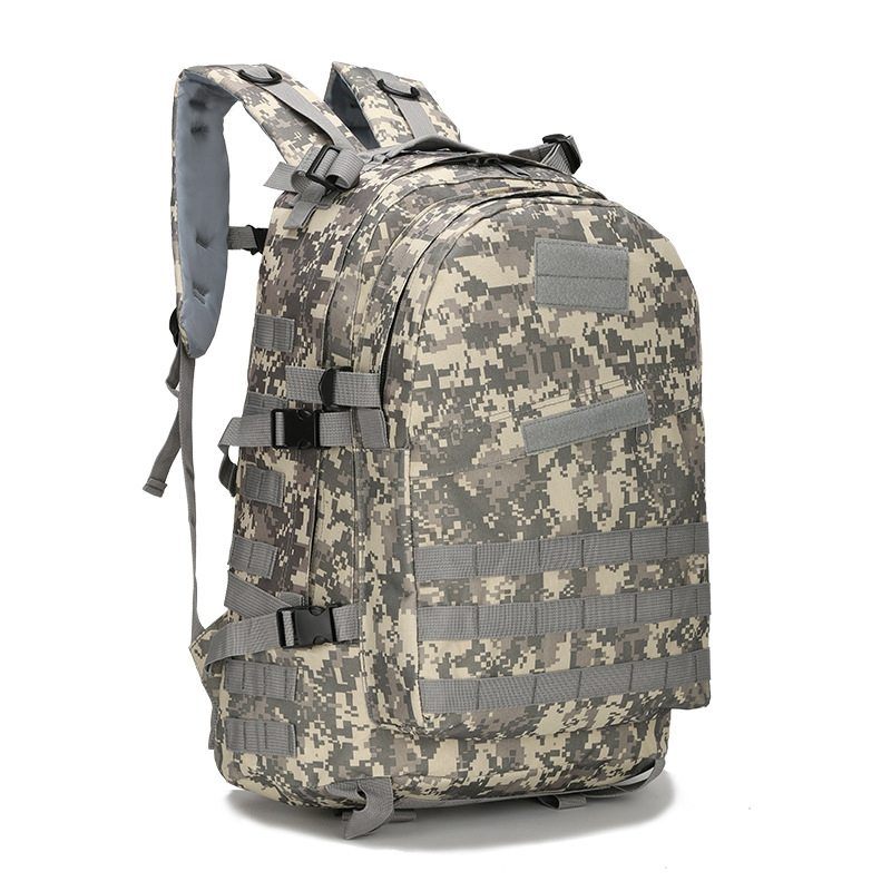 Special forces 3D Attack Pack combat Pack Backpack mountaineering pack female outdoor army fan pack camouflage pack tactical backpack man