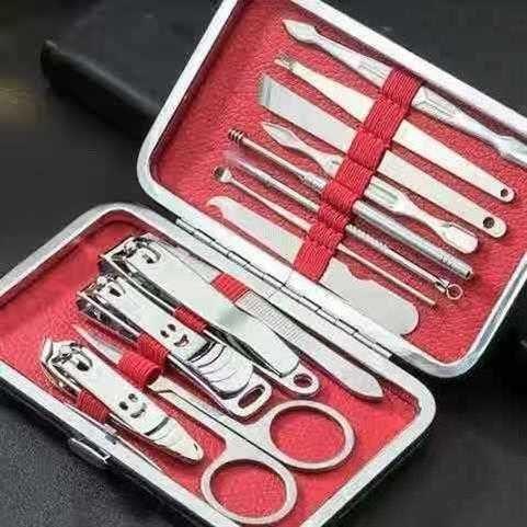 件套十指甲刀套装减便携去死皮剪刀指甲钳修剪磨甲男士家用小礼品