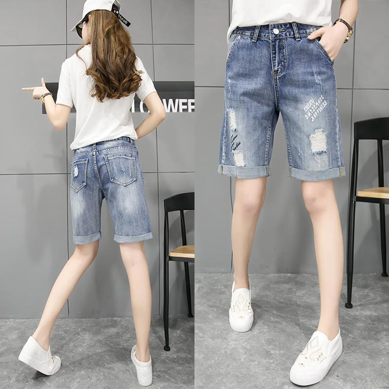 Женские джинсы / Джинсовые шорты Артикул 619996526404