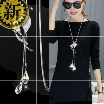 Popular summer pendant, bust chain, charm, all kinds of K clothes, accessories and summer casual dress