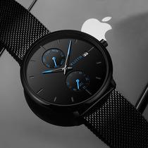 touchx多功能智能手表男瑞士正品男表时尚腕表拍照运动电话abart
