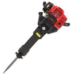劲禾汽油镐手提式钻孔机多功能汽油冲击钻电镐凿岩机破石神器电锤
