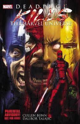 英文原版Deadpool Kills the Marvel Univers死侍瓦解漫威宇宙